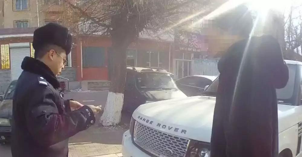 套牌车辆被公安部督办 铁东交警成功查处